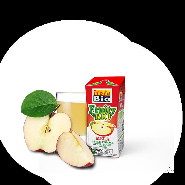 fruitybio 200ml mela