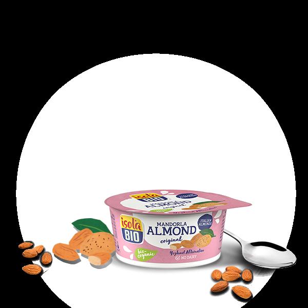 yogurt mandorla