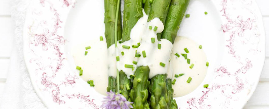 contorni asparagi salsa b