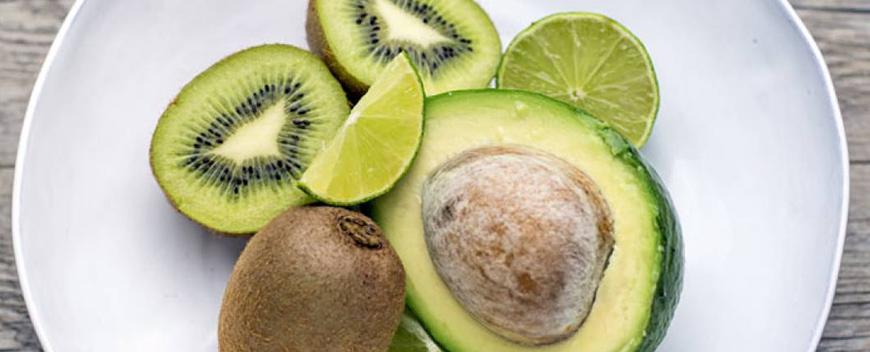 frullati kiwi avocado a