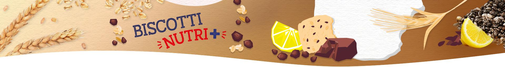 Biscotti Nutri +