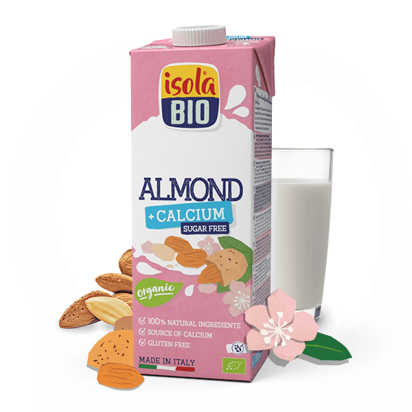 Almond Calcium Drink