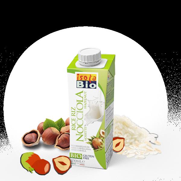 Rice Hezelnut Drink