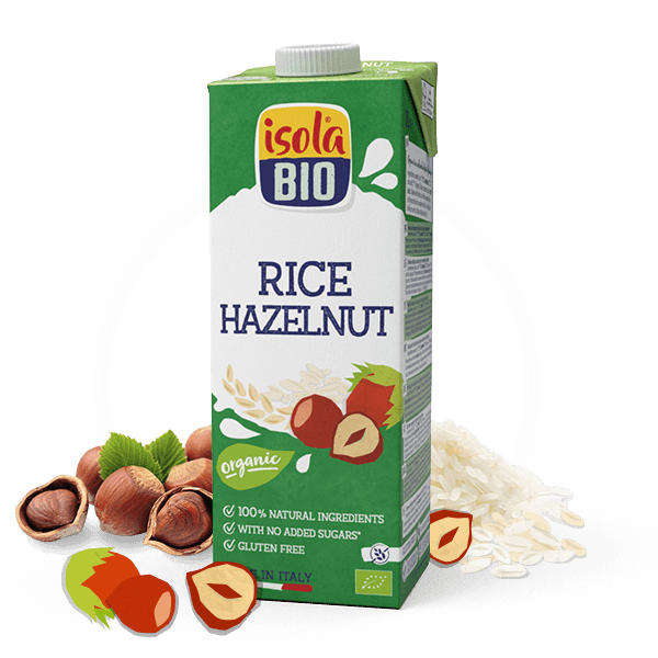 Rice Hazelnut Drink