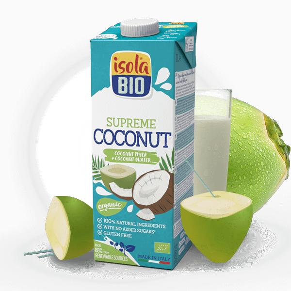 Bebida de Supreme Coco