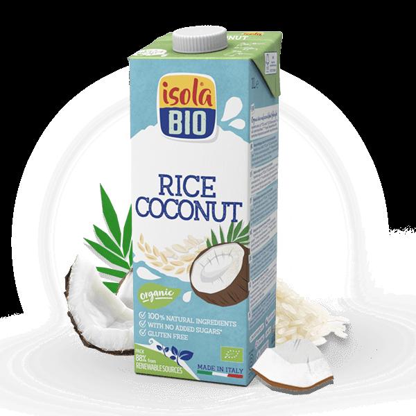 Rice Coconut